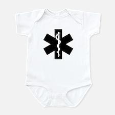 EMS Star of Life Infant Bodysuit
