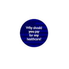 Healthcare Mini Button (100 pack)