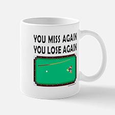 BILLIARD PLAYER T-SHIRTS Mug