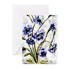"""Wild Flowers"" Greeting Cards (Pk of 10)"
