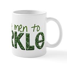I Like my Men to SPARKLE 2 Mug