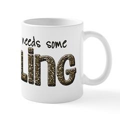 scrapbook bling 2 Mug
