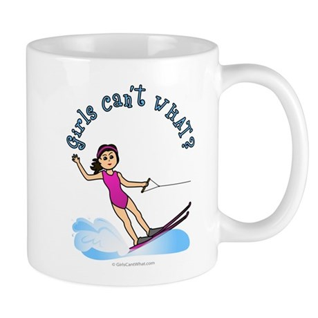 Light Water Skiing Mug