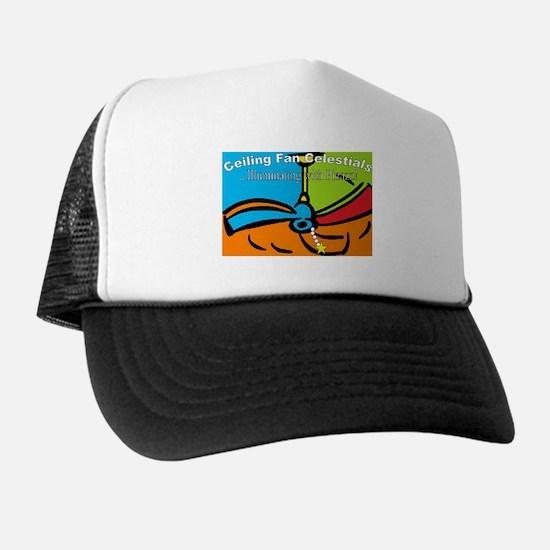 Ceiling Fan Celestials Trucker Hat