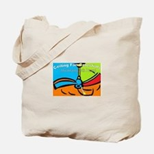 Ceiling Fan Celestials Tote Bag