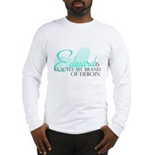 Edward - My Brand.. Long Sleeve T-Shirt