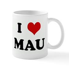 I Love MAU Mug