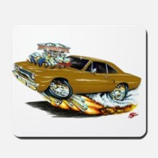 1970 Roadrunner Brown Car Mousepad