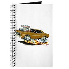 1970 Roadrunner Brown Car Journal