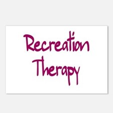 Recreation Therapy Postcards (Package of 8)