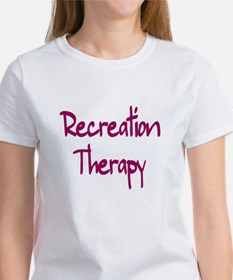 Recreation Therapy Women's T-Shirt