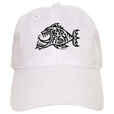 Bad Fish Baseball Baseball Cap