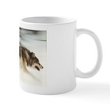 """""""Running Wolf"""" Mug"""