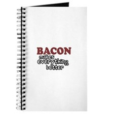 Bacon Makes Everything Better Journal