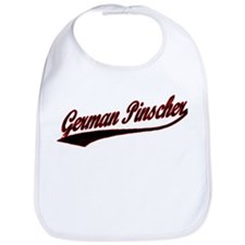 German Pinscher Varsity Bib
