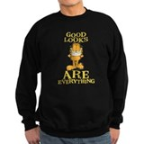 Cat humor Sweatshirt (dark)