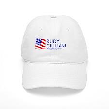 Giuliani 08 Baseball Cap
