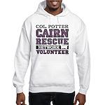 Col. Potter Team Tshirt Hooded Sweatshirt