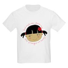 God Brought Me Home T-Shirt