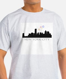 Fireworks over NYC T-Shirt