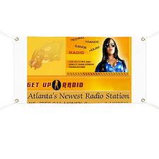 Get Up Radio Gear Banner