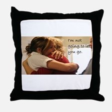 Cute Annabelle Throw Pillow
