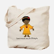 Made Me in Ethiopia-Girl Tote Bag