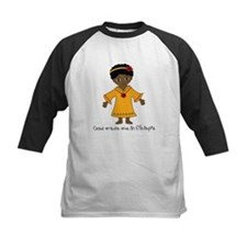 Made Me in Ethiopia-Girl Tee