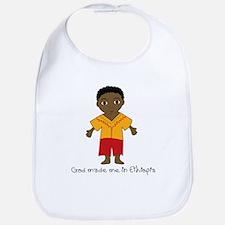 Made Me in Ethiopia-Boy Bib
