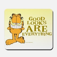 Good Looks are Everything! Mousepad