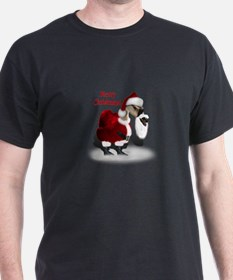 Unique Duck christmas T-Shirt