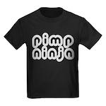 Pimp Ninja Kids Dark T-Shirt