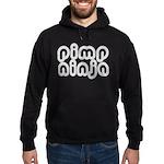Pimp Ninja Hoodie (dark)