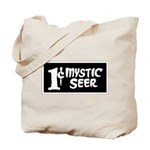 Twilight Zone Mystic Seer Tote Bag