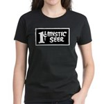 1-Cent Mystic Seer - Women's Dark T-Shirt