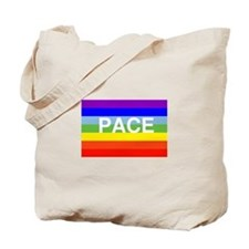PACE FLAG Tote Bag