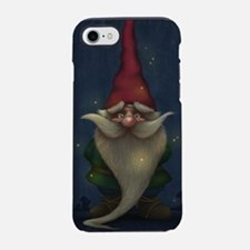 Old Christmas Gnome iPhone 7 Tough Case