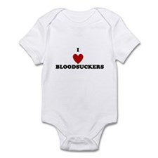 Love Bloodsuckers Infant Bodysuit