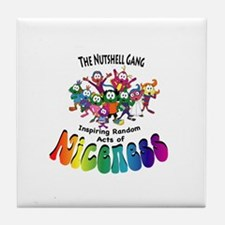 Random Acts of Niceness Tile Coaster