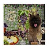 Cairn terrier wine voasters Drink Coasters