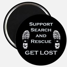 Support Search and Rescue Magnet