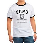 Evans City Police Dept Zombie Task Force Ringer T