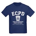 Evans City Police Dept Zombie Task Force Kids Dark