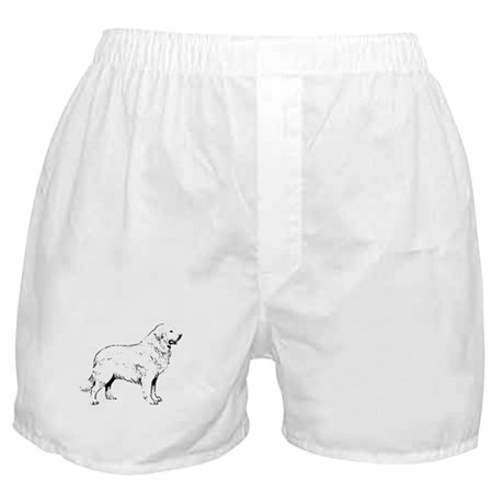 Great Pyrenees Boxer Shorts