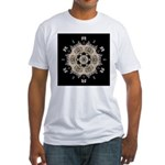 Queen Annes Lace Ia Fitted T-Shirt