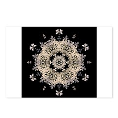 Queen Annes Lace Ia Postcards (Package of 8)