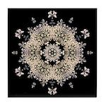 Queen Annes Lace Ia Tile Coaster