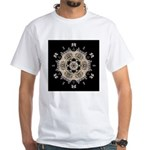 Queen Annes Lace Ia White T-Shirt