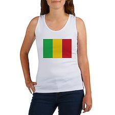 Mali Flag Women's Tank Top