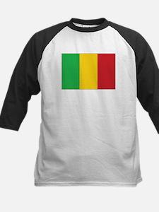 Mali Flag Kids Baseball Jersey
